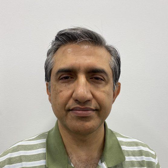 Dr Iftikar Hafeez
